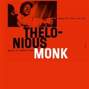 MONK, THELONIOUS - GENIUS OF MODERN MUSIC, VOL. 2