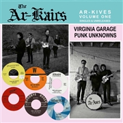 AR-KAICS - AR-KIVES, VOL. 1 (EUR)