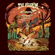 PILGRIM - (BLACK) ...FROM THE EARTH TO THE SKY AND BACK