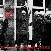 "EX - (USA) DISTURBING DOMESTIC PEACE (+7"")"