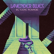 BIG SCENIC NOWHERE - (YELLOW/PURPLE) LAVENDER BLUES