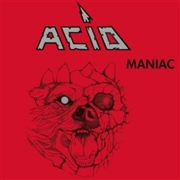 "ACID - MANIAC (MARBLED/+7"")"