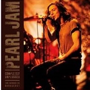 PEARL JAM - (RED) COMPLETELY UNPLUGGED (2LP)