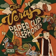 VERAS - (BLACK) PAPER CUP TELEPHONES/IF YOU AIN'T GOT LOVE