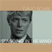 BOWIE, DAVID - (CLEAR) STANDING IN THE WIND