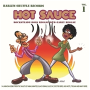VARIOUS - HOT SAUCE, VOL. 1