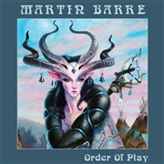 BARRE, MARTIN - ORDER OF PLAY