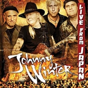 WINTER, JOHNNY - LIVE FROM JAPAN (2LP)