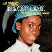 BEANY MAN (A.K.A. BEENIE MAN) - INVINCIBLE BEANY MAN (THE TEN YEAR OLD DJ WONDER)