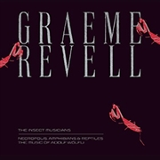 REVELL, GRAEME - THE INSECT MUSICIANS/NECROPOLIS... (2CD)