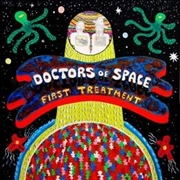 DOCTORS OF SPACE - FIRST TREATMENT (WHITE)