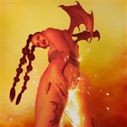 EARTHEATER - (RED) PHOENIX: FLAMES ARE DEW UPON MY SKIN