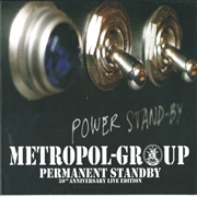 METROPOL GROUP - PERMANENT STANDBY (50TH ANN. LIVE EDITION)