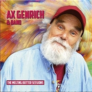 GENRICH, AX - THE MELTING BUTTER SESSIONS