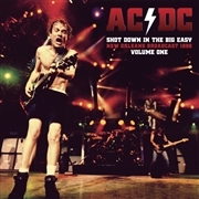 AC/DC - (CLEAR/1) SHOT DOWN IN THE BIG EASY, VOL. 1 (2LP)