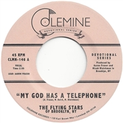 FRAZER, AARON - (BLACK) MY GOD HAS A TELEPHONE