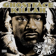 GHOSTFACE KILLAH - MORE FISH (2LP)