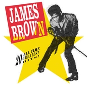 BROWN, JAMES - 20 ALL TIME GREATEST HITS (2LP)
