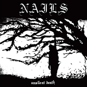 NAILS - UNSILENT DEATH (ORANGE)
