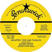 BAKER, LAVERN/JACKIE WILSON - WRAPPED, TIED & TANGLED/THINK TWICE