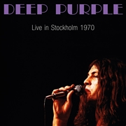 DEEP PURPLE - LIVE IN STOCKHOLM 1970 (2LP)