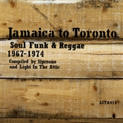 VARIOUS - JAMAICA TO TORONTO