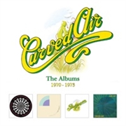 CURVED AIR - THE ALBUMS 1970-1973 (4CD)