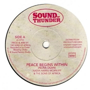 MCANUFF, NADIA HARRIS -& THE SONS OF AFRICA- - PEACE BEGINS WITHIN/VERSION