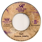 PRINCE JAZZBO/ROCKING TIME ALL STARS - WAR/MELODICA STRIKES BACK