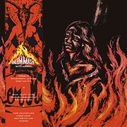 SALEM MASS - WITCH BURNING (BLACK)
