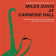 DAVIS, MILES - AT CARNEGIE HALL