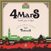 4 MARS - SUPER SOMALI SOUNDS FROM THE...