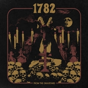 1782 - (SPLATTER) FROM THE GRAVEYARD