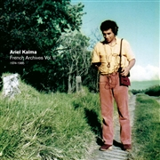 KALMA, ARIEL - FRENCH ARCHIVES, VOL. II (4LP)