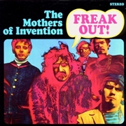 ZAPPA, FRANK -& THE MOTHERS OF INVENTION- - FREAK OUT! (JIGSAW PUZZLE)