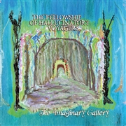 FELLOWSHIP OF HALLUCINATORY VOYAGERS - (ULTRAMARINE) THE IMAGINARY GALLERY