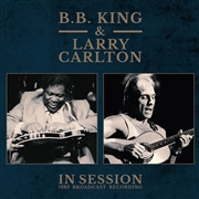 KING, B.B. -& LARRY CARLTON- - IN SESSION