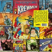 KREWMEN - (BLACK) THE ADVENTURES OF THE KREWMEN