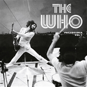 WHO - PHILADELPHIA, VOL. 1 (2LP)