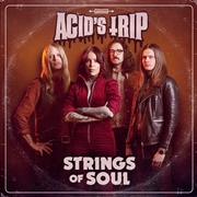 ACID'S TRIP - STRINGS OF SOUL (SPLATTER)