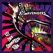 PURPLE AVENGERS - LET THE COMPASS SINK