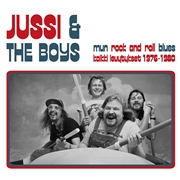 JUSSI & THE BOYS - MUN ROCK AND ROLL BLUES (2LP)