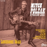 "POLZAK, MITCH -& THE KAW-LIGAS- - LONESOME ROAD (10"")"