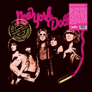 NEW YORK DOLLS - LIVE AT RADIO LUXEMBOURG, PARIS 1973