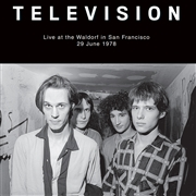 TELEVISION - LIVE AT THE WALDORF IN SAN FRANCISCO, 29TH JUNE, 1978