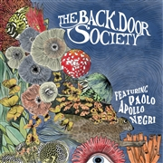 BACKDOOR SOCIETY FEATURING PAOLO APOLLO NEGRI - ON THE RUN/BALLAD OF A LIAR